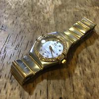 オメガ コンステレーション レディースクオーツ時計のオーバーホール - トライフル・西荻窪・時計修理とアンティーク時計の店