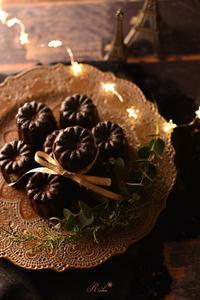 冬になると食べなくなるカヌレ・ショコラ - Amour Tendre