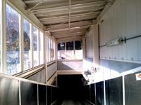 ☆好きな景色・屋上の駐輪場☆ - ガジャのねーさんの  空をみあげて☆ Hazle cucu ☆