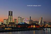 一夜限りのライトアップ『横浜』 - 写愛館
