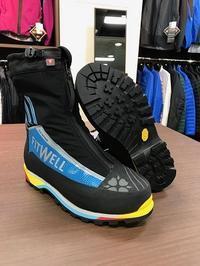 FITWELL 冬用登山靴NEWモデル - ALPSTATION OSAKA スタッフブログ
