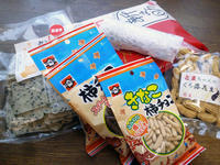 【浪速屋】柿チョコ - 池袋うまうま日記。