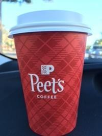Peet's Coffee - アバウトな情報科学博士のアメリカ