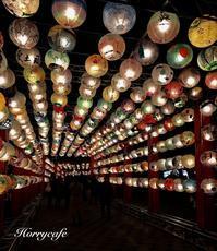 大阪光のルネサンス2017  〜夜空を彩る約1,000個のランタン - 趣味とお出かけの日記