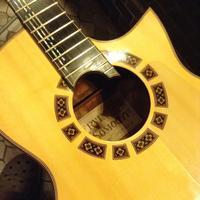 スロッテッドヘッドの弦交換にも慣れてきた アーヴィン・ソモギ00-SC 12F - 線路マニアでアコースティックなギタリスト竹内いちろ@三重/四日市