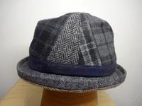 パッチワーク - Chapeaugraphy -倉敷美観地区の帽子店 -
