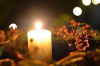 冬至のキャンドルナイト2017The Candle Night of the Winter Solstice 2017 - お茶の時間にしましょうか-キャロ&ローラのちいさなまいにち- Caroline & Laura's tea break