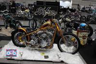 『 26th YOKOHAMA HOT ROD CUSTOM SHOW 』エントリーのモーターサイクル 2 - みやたサイクル自転車屋日記