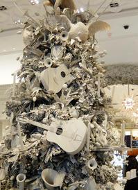 クリスマス前のNYの高級老舗デパート、バーグドルフ・グッドマン店内の様子 - ニューヨークの遊び方