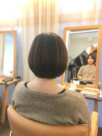 ポイントで縮毛矯正を。 - 吉祥寺hair SPIRITUSのブログ