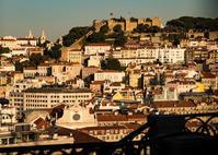 リスボン探訪(リスボンの夕暮れ時 4-3 ) - 写真の散歩道