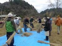 おかざりを作ろう(輪形-2回目) / さとのかぜ200号発行 - 千葉県いすみ環境と文化のさとセンター