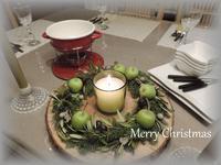 クリスマスディナー - pincushion