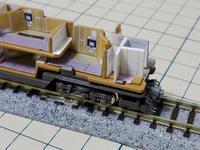 [鉄道模型]「E26系 カシオペア」をメイクアップする(5) スロネE27-302 - 新・日々の雑感