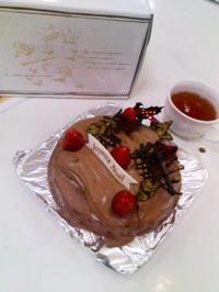 ホームメイドクリスマスケーキ - kankanの家