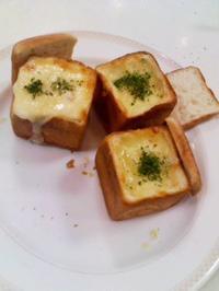 ホームメイド、ロゼ・チーズキューブ - kankanの家