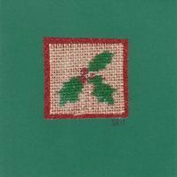 サラさんよりクリスマス・カードが届きました - ブルーベルの森-ブログ-英国のハンドメイド陶器と雑貨の通販
