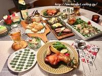 【scope】クリスマスディナー2017&Kiroグラム&ス的なる生活、我が家のテーブルセットは!? - 暮らしの美学