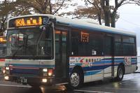 箱根登山バスB102号車 - えふのでーたべーす