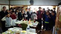 クリスマスパーティをしました - スクール809 熊本県荒尾市の個別指導の学習塾です