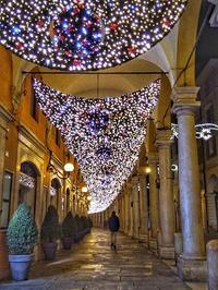 モデナのクリスマス・イルミネーション (Luminarie di natale) - エミリアからの便り