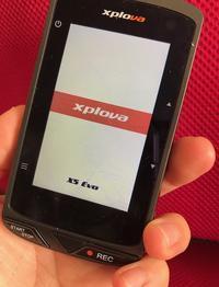 お気に入り!!『xplova』 - きりのロードバイク日記
