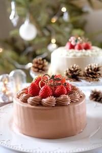 クリスマスケーキ2017 - アルフの粉修行