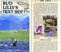 イエローストーン1990(二)マジソン川下りとヘンリーズフォーク - 気ままにアウトドアー日和