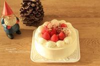 いちごのケーキ - Bon appetit!