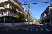 鬼平を歩く「雲竜剣」③ 深川、牛込若松町 - kenのデジカメライフ