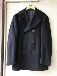 U.S.N 8Button P-Coat - TideMark(タイドマーク) Vintage&ImportClothing