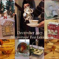 紅茶教室ベーシッククラスIILesson 5(クリスマスレッスン) - Cucina ACCA
