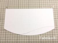 ふくさキットをカスタマイズ - Fabrikoのカルトナージュ ~神戸のアトリエ~