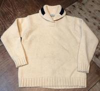 本日入荷!80s ショールカラーL.L bean sweater! - ショウザンビル mecca BLOG!!