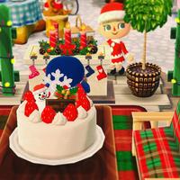 ケンタとポケ森クリスマス - うさまっこブログ
