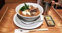 銀座 篝 大阪店 蛤と牡蠣醤油SOBA - 拉麺BLUES
