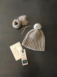 今シーズンの冬帽子 - セーターが編みたい!