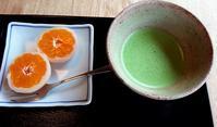 みかん大福 - お昼ごはんはパフェ (お昼ごはんはモーニング?)
