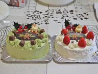 クリスマスケーキ - 美味しい贈り物