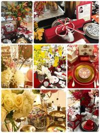 迎春 アリタポーセリンラボ 6週間(天神岩田屋新館6階) - Table & Styling blog