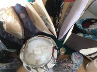 棚卸し - 帽子工房 布布