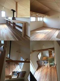 無事終了しました。 - 安曇野 設計事務所の家つくり