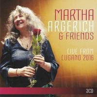 アルゲリッチのルガーノ音楽祭、その最後の2016年の模様をやっと聴きました、の巻。 - If you must die, die well みっちのブログ