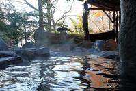 秘湯のお宿 裂石温泉 雲峰荘 - うひひなまいにち
