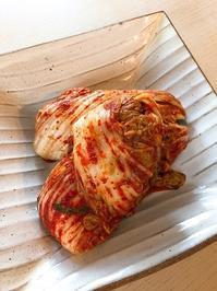 白菜キムチを作りましょう「キムジャン第1弾」参加募集します - 今日も食べようキムチっ子クラブ(料理研究家 結城奈佳の韓国料理教室)