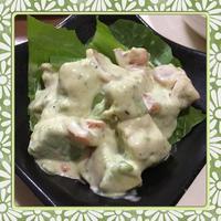 アボカドとトマトのバルサミコマヨサラダ(レシピ付) - kajuの■今日のお料理・簡単レシピ■