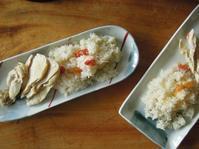 鶏とトマトの炊き込みライス - 詩う食卓