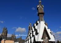 魔法の世界 ホグズミード村へ - 「古都」大津 湖国から