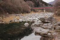 わ鉄 イルミ  おまけ(1) 渡良瀬川 (撮影日:2017/12/24) - toshiさんのお気楽ブログ