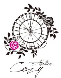 ホームページ完成しました!! - お花に囲まれて